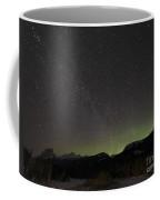Quadrantid Meteor Shower, Milky Way Coffee Mug