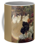Quadrille At The Bal Tabarin Coffee Mug by Abel-Truchet