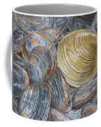 Quahog On Clams Coffee Mug