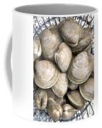 Barnstable Harbor Quahogs Coffee Mug