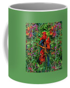 Qualia's Parrots Coffee Mug