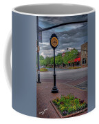 Quarter Past Eight Coffee Mug
