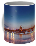 Quarter The Moon Coffee Mug