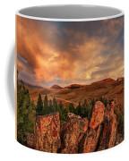 Quartzite Formations Coffee Mug
