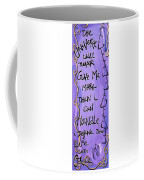 Quatrain Grace Coffee Mug