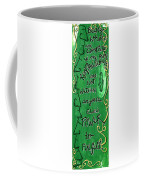Quatrain Whole Coffee Mug