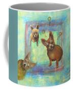 Que? Coffee Mug