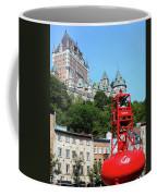 Quebec City 57 Coffee Mug
