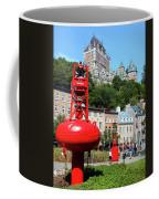 Quebec City 58 Coffee Mug