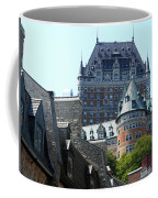 Quebec City 60 Coffee Mug