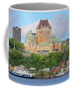Quebec City  6326 B  Coffee Mug