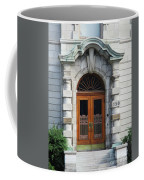 Quebec City Doors 1 Coffee Mug