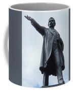 Quebec City Sculpture 32 Coffee Mug