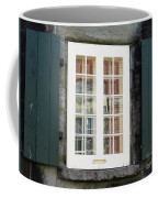 Quebec City Windows 47 Coffee Mug
