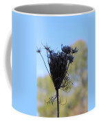 Queen Annes Lace In Autumn Coffee Mug