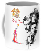 Queen Forever Remix II Coffee Mug