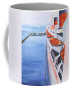Queen Mary From The Bridge Coffee Mug