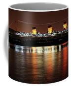 Queen Mary Panorama  Coffee Mug