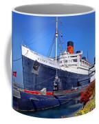 Queen Mary Ship Coffee Mug