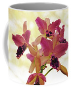 Queen Of Orchids Coffee Mug