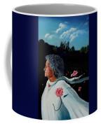 Queen Of Roses Coffee Mug