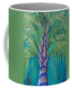 Queen Palm Coffee Mug