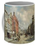 Queen Street, Aukland Coffee Mug