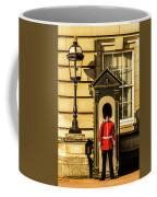 Queens Guards. Coffee Mug