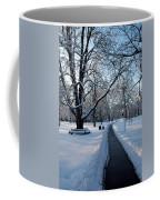 Queen's Park Pathway Coffee Mug