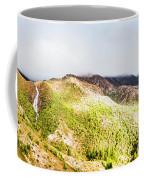 Queenstown Tasmania Wide Mountain Landscape Coffee Mug