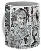 Quentin Tarantino  Coffee Mug