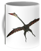 Quetzalcoatlus Flying Reptile Coffee Mug