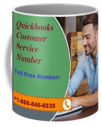 Resolve Common Issues On Quickbooks Bank Reconciliation Coffee Mug