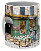 Quiet Cafes In Palma Majorca Spain   Coffee Mug