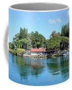 Quiet Day At Hilo Harbor Coffee Mug