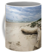 Quiet Day At The Beach Coffee Mug