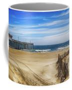 Quiet Day On The Beach Coffee Mug