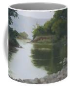 Quiet Reflection Coffee Mug
