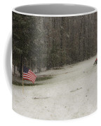 Quiet Remembrance Quantico National Cemetery Coffee Mug