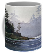 Quiet Shore Coffee Mug