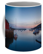 Quiet Solitude Rockport Harbor Coffee Mug