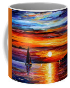 Quiet Sunset Coffee Mug