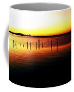 Quiet Time At Lake Mary  Coffee Mug