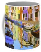 Quiet Waterway Reflections Coffee Mug