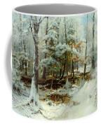 Quiet Winter Afternoon Coffee Mug