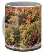 Quinnipiac River Color Coffee Mug