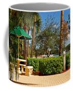 Quite Corner In Weston Florida Coffee Mug