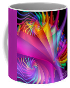 Quite In Different Colors -1- Coffee Mug