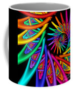 Quite In Different Colors -4- Coffee Mug