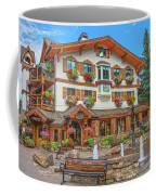 Quite Possibly The Most Expensive And Luxurious Ski Resort In The World, Vail, Colorado  Coffee Mug